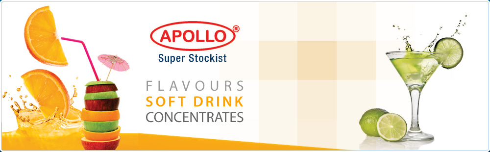 Apollo Flavours Soft Drink Concentrates